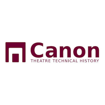 Canon. Theatre Technical History