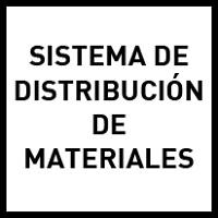 Sistemas de distribución de materiales