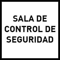 Sala control de seguridad