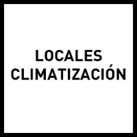 Locales climatización