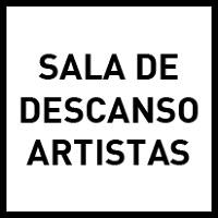 Sala de descanso artistas