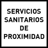 Servicios sanitarios de proximidad