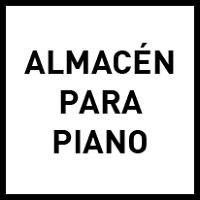 Almacén para piano
