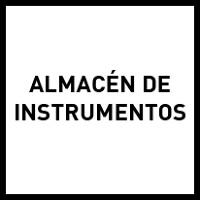 Almacén de instrumentos