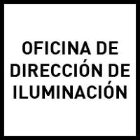 Oficina de dirección de iluminación