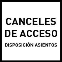 Canceles de acceso