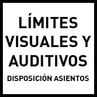 Límites visuales y auditivos