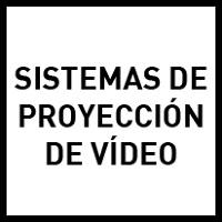 Sistemas de proyección de vídeo