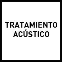 Tratamiento acústico